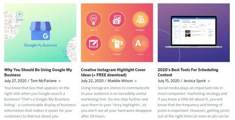 Sydney Design Social blog posts