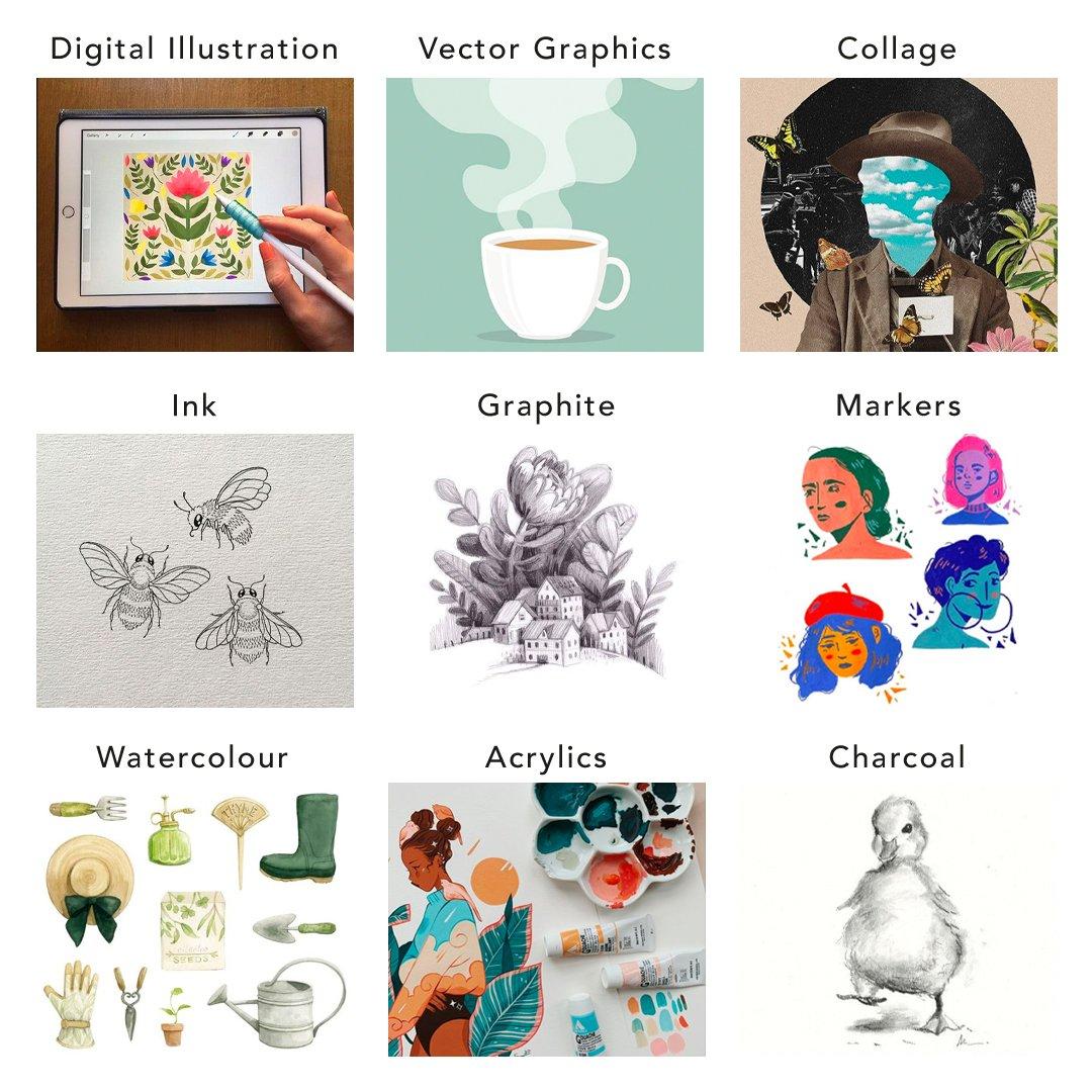 Illustration_Mediums