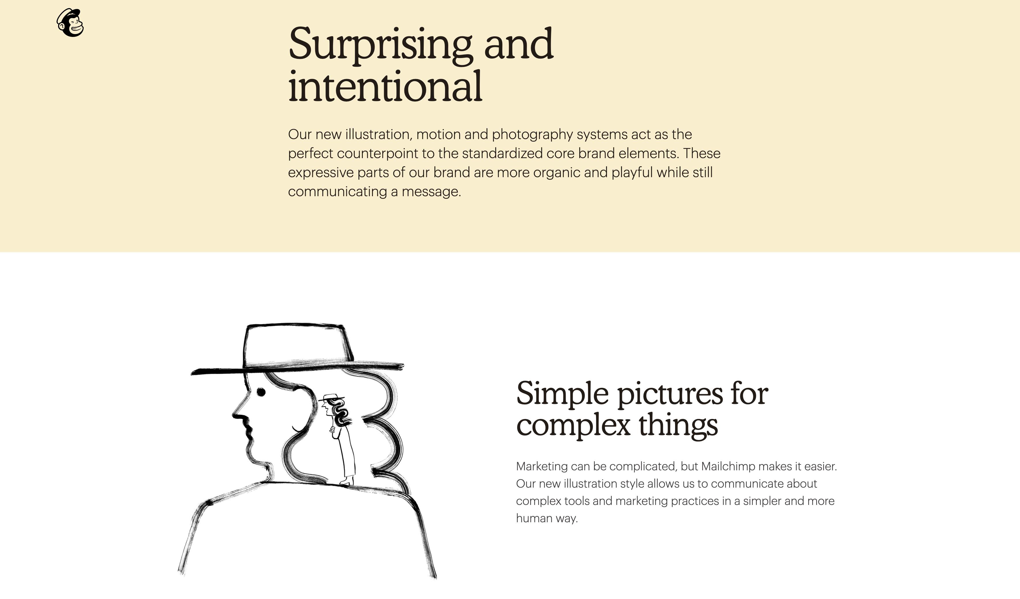 sydney design social mailchimp brand guidelines