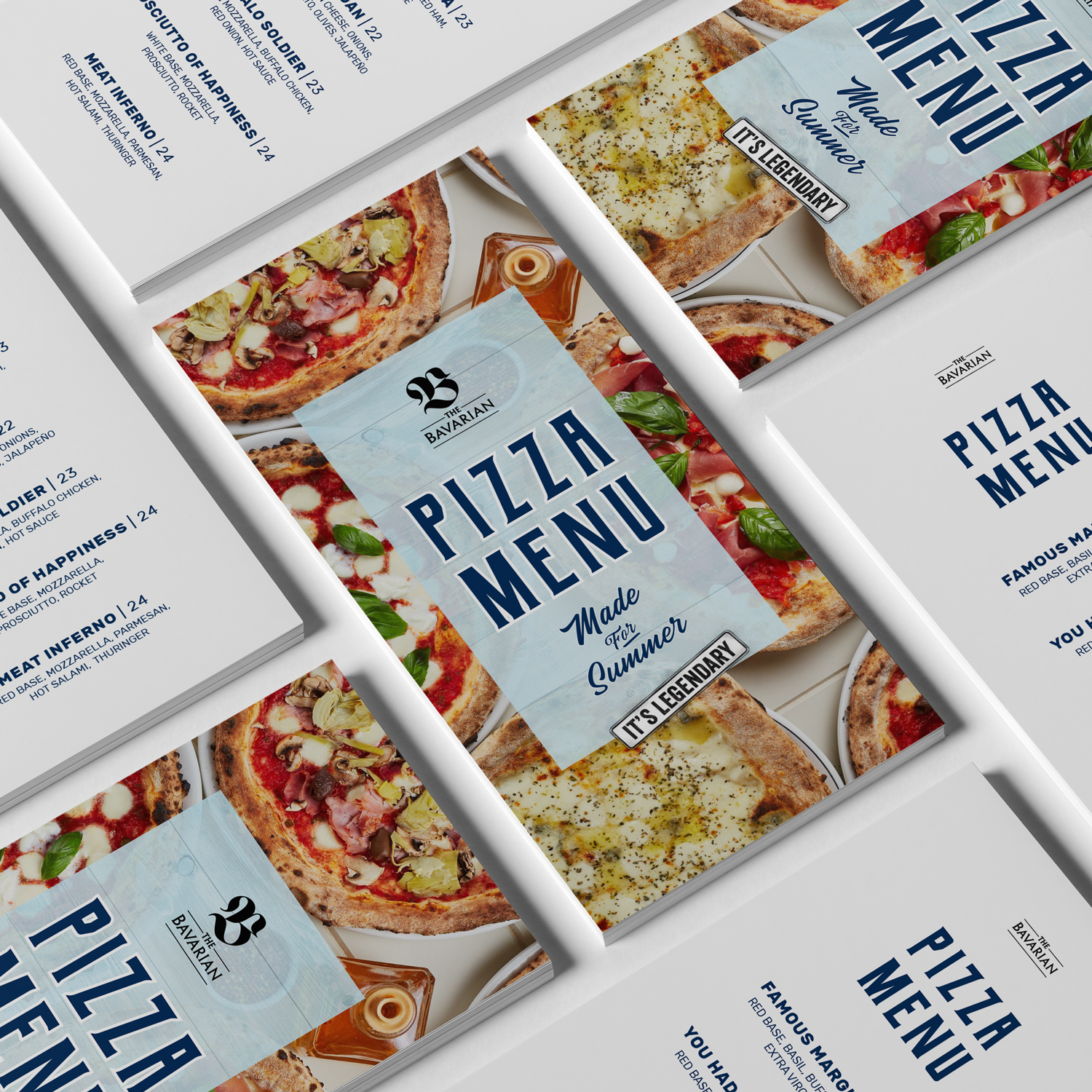 graphic design agency Rockpool dining group case study