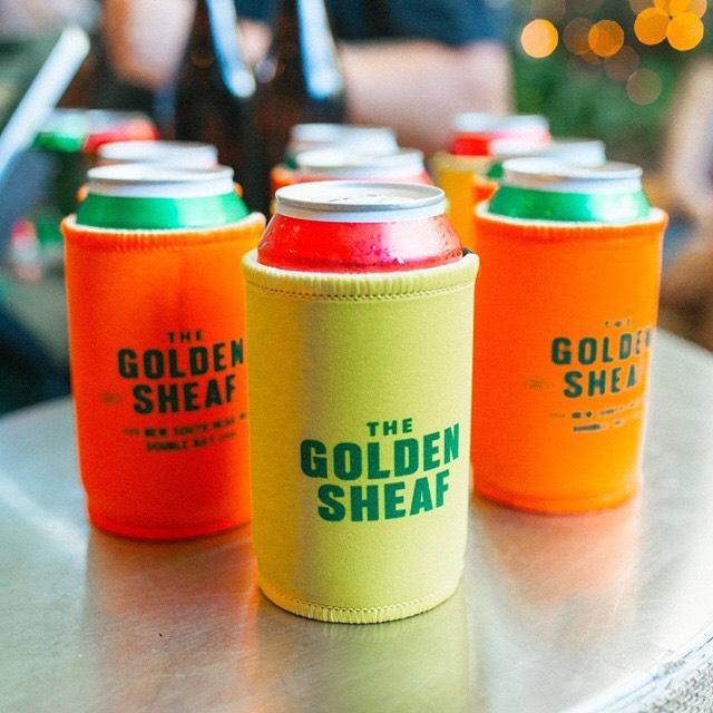 Distil golden sheaf double bay custom beer coolers