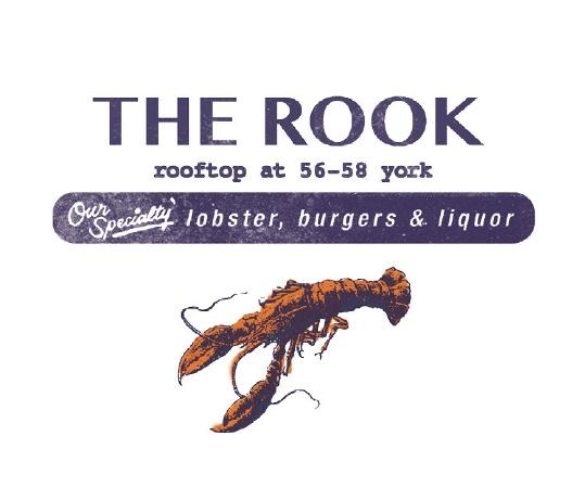 logo design for the rook in sydney